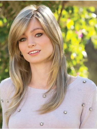 """Long Blonde 16"""" Online Long Wigs"""