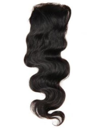 Cool Black Wavy Long Lace Closures