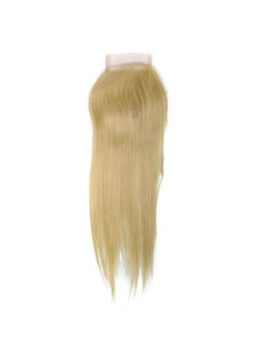 Wholesome Blonde Straight Long Lace Closures