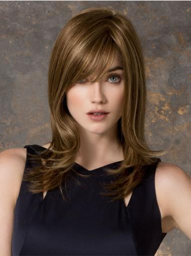Monofilament Blonde Straight Wholesome Lace Wigs