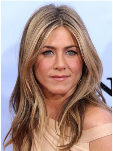 Lace Front Blonde Wavy Style Jennifer Aniston Wigs