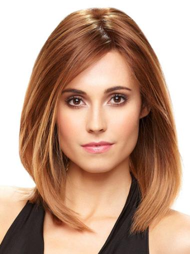 Monofilament Auburn Straight Best Wigs
