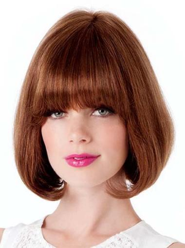 Lace Front Auburn Straight Unique Wigs