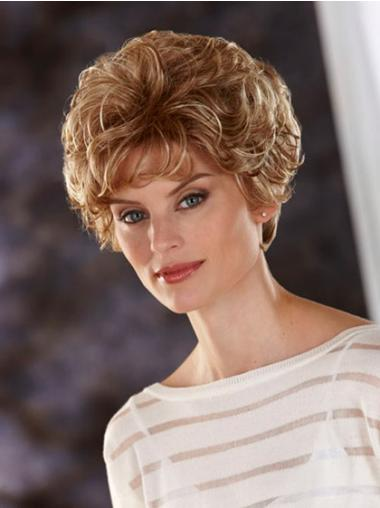 Lace Front Blonde Wavy Gorgeous Classic Wigs
