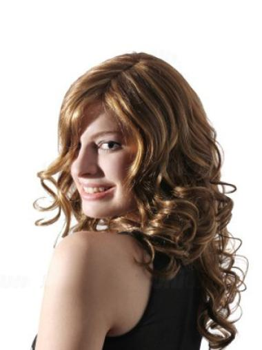 Online Lace Front Wavy Synthetic Long Wigs