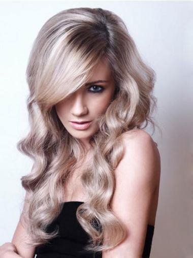 Monofilament Wavy Online Celebrity Wigs