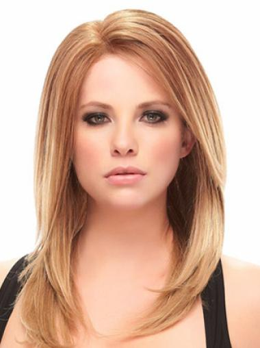 Lace Front Auburn Straight Cosy Remy Human Lace Wigs
