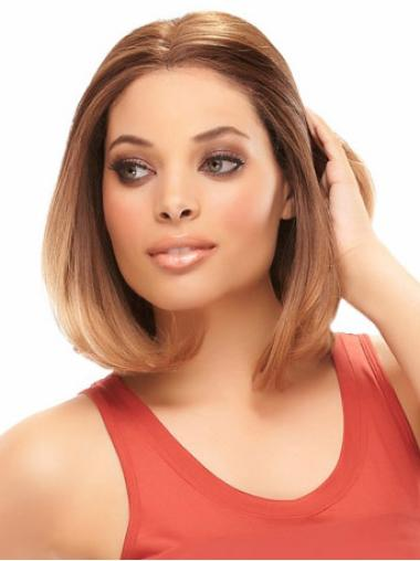 Lace Front Auburn Straight Pleasing Wigs