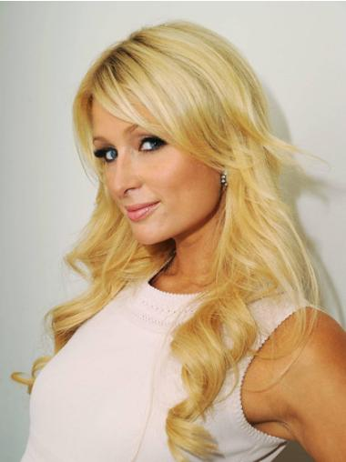 Wholesome Lace Front Wavy Synthetic Long Wigs