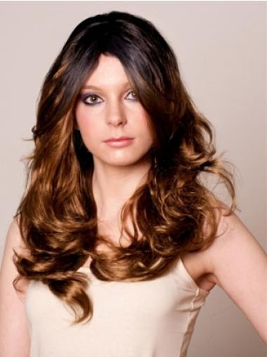 Braw Brown Wavy Long Celebrity Wigs