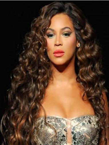 Lace Front Auburn Curly Convenient Beyonce Wigs