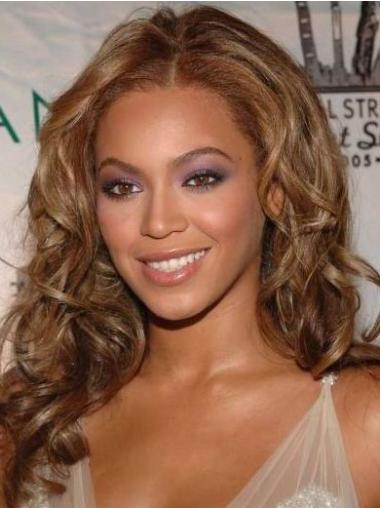 Lace Front Auburn Wavy Durable Beyonce Wigs