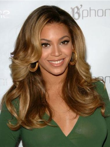Lace Front Brown Wavy Cosy Beyonce Wigs