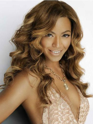 Lace Front Brown Wavy Fashionable Beyonce Wigs
