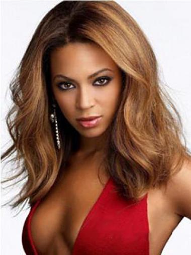 Lace Front Auburn Wavy Fabulous Beyonce Wigs