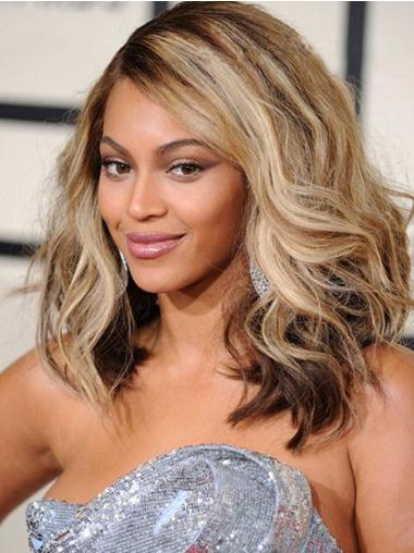 Lace Front Blonde Wavy Great Beyonce Wigs