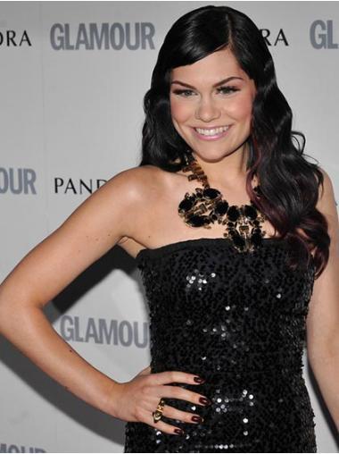 Lace Front Black Wavy Good Jessie J Wigs