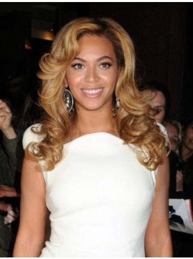 Gorgeous Blonde Wavy Long Beyonce Wigs