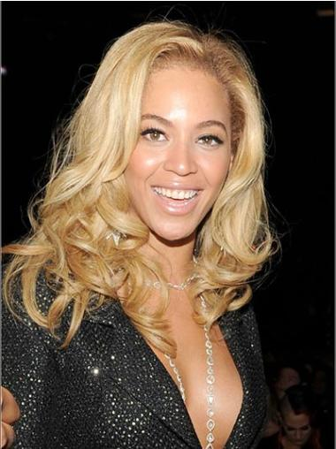 Lace Front Blonde Wavy Style Beyonce Wigs