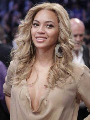 Easy Blonde Wavy Long Beyonce Wigs