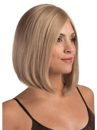 Lace Front Blonde Straight Flexibility Remy Human Lace Wigs