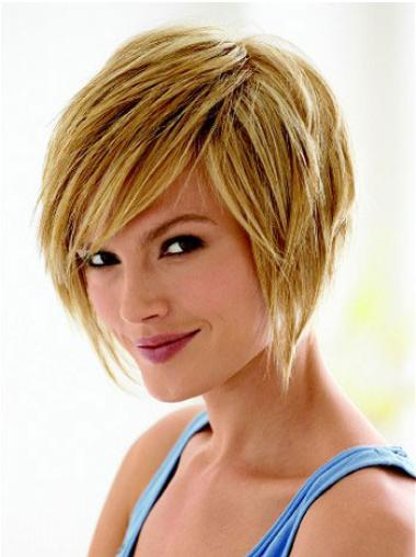 Shining Bobs Synthetic Straight Short Wigs