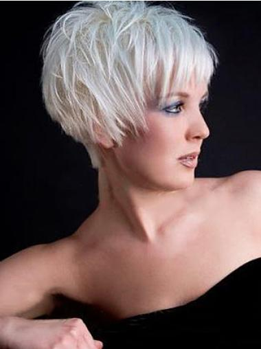 Impressive Synthetic Straight Short Wigs