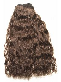 Style Brown Curly Tape in Hair Extensions