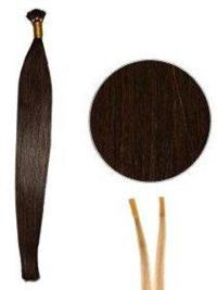 Wholesome Auburn Straight Stick/I Tip Hair Extensions