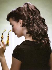 Good Brown Wavy Synthetic Ponytails