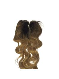 Glamorous Black Wavy Long Lace Closures