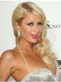 Affordable Blonde Wavy Long Paris Hilton Wigs