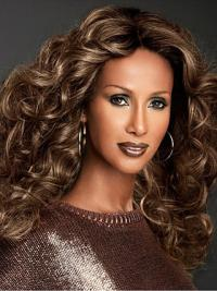 """Iman Gorgeous Locks Collection """"Couture Curly"""" Wigs"""