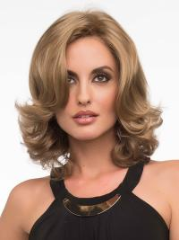 Lace Front Blonde Wavy New Classic Wigs