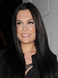Lace Front Black Straight Great Jessie J Wigs