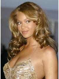 Perfect Blonde Curly Long Beyonce Wigs