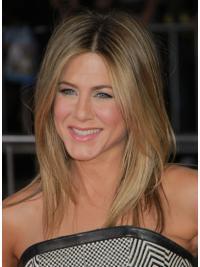 Good Blonde Straight Shoulder Length Jennifer Aniston Wigs