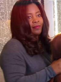 Kim Kimble Auburn 16 Inch Lace Front Wigs