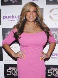 Long Wavy Remy Human Hair Wendy Williams Wigs