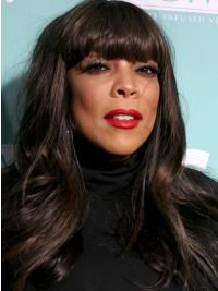 Lace Front Straight Remy Human Hair Wendy Williams Wig