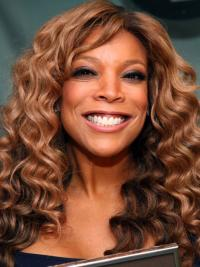 Curly 18 Inch Capless Shoulder Length Wendy Williams Wigs