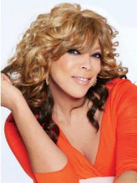 Medium Wavy Remy Hair Wendy Williams Ombre Wigs